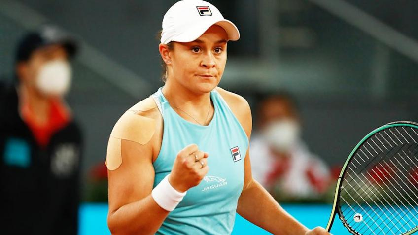 "Barty: ""The challenge with Swiatek? An exciting match"""