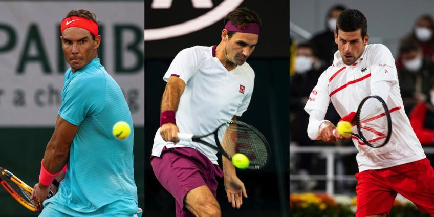 'After Roger Federer, Nadal and Djokovic, he's one of the greatest...', says to coach