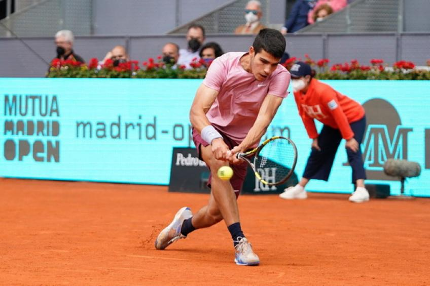 ATP Madrid: Rafael Nadal to face Carlos Alcaraz on youngster's 18th birthday
