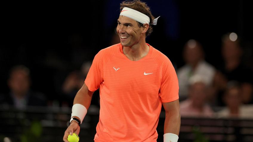 'Every locker room should have Rafael Nadal's quote...', says legend