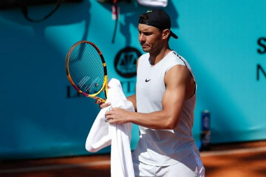 'Rafael Nadal may not be at his best, but he is still the clay GOAT,' says Busta