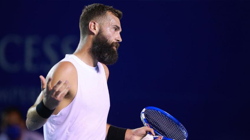 Benoit Paire: I don't like being in empty stadiums