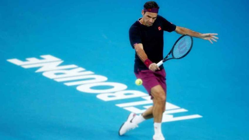 'Roger Federer is like a golfer who leads...', says Grand Slam champion