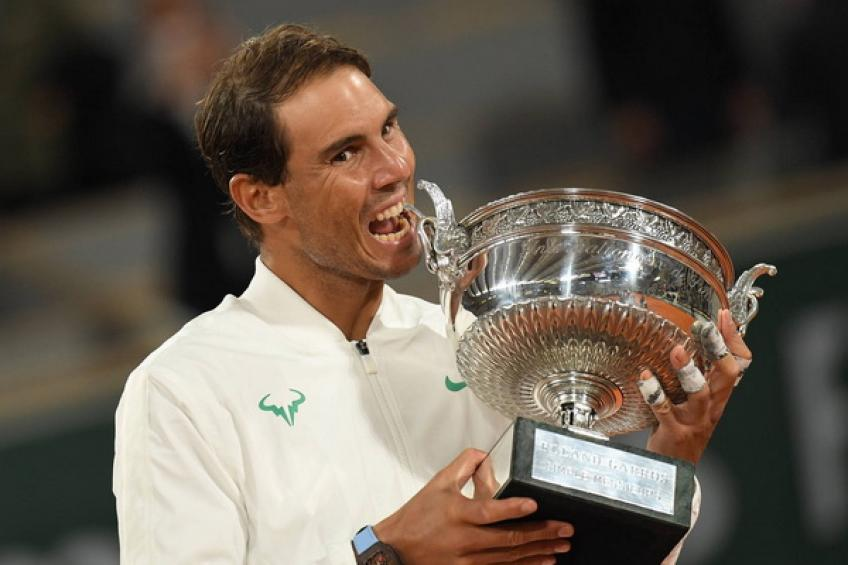 Rafael Nadal: 'Equallying Roger Federer's record at Roland Garros was unforgettable'