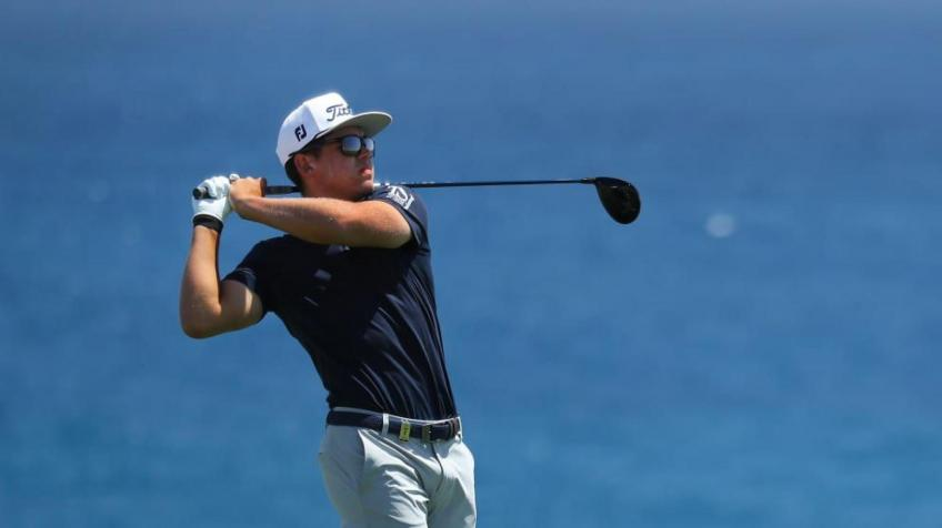Garrick Higgo for the double in the Canaries