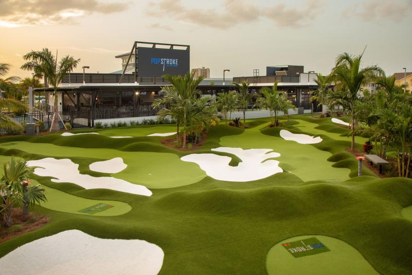 """Tiger Woods: """"New location, different course"""""""