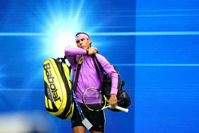Rafael Nadal admits: 'Skipping last year's US Open was not easy'