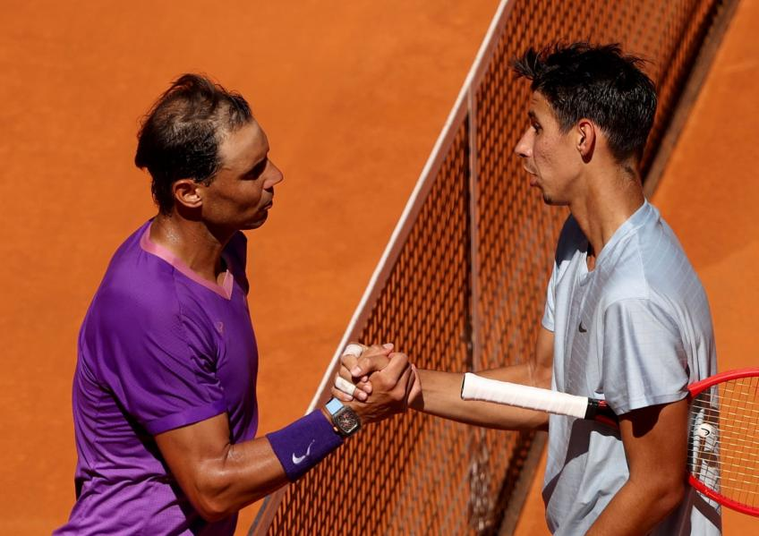 'Facing Rafael Nadal is a privilege. I want to test him more,' says Alexei Popyrin