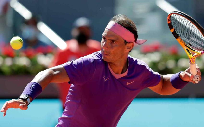 'After I beat Rafael Nadal you don't talk to me', says Top 10