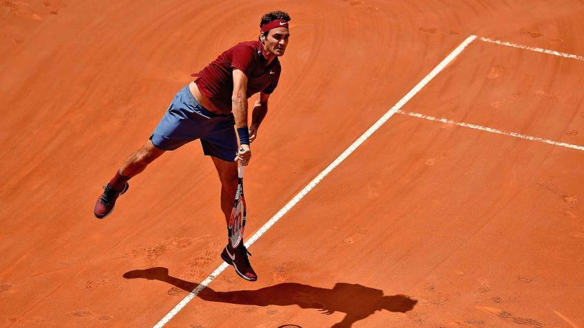 'Roger Federer is not coming here just to say...', says TD