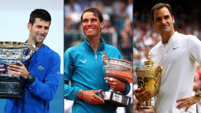 Djokovic: 'Roger Federer, Rafael Nadal and me are in the twilight phase'