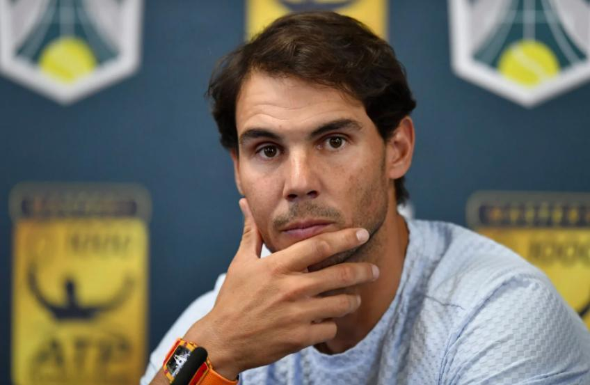 ATP star reveals who could possibly challenge Rafael Nadal in Paris