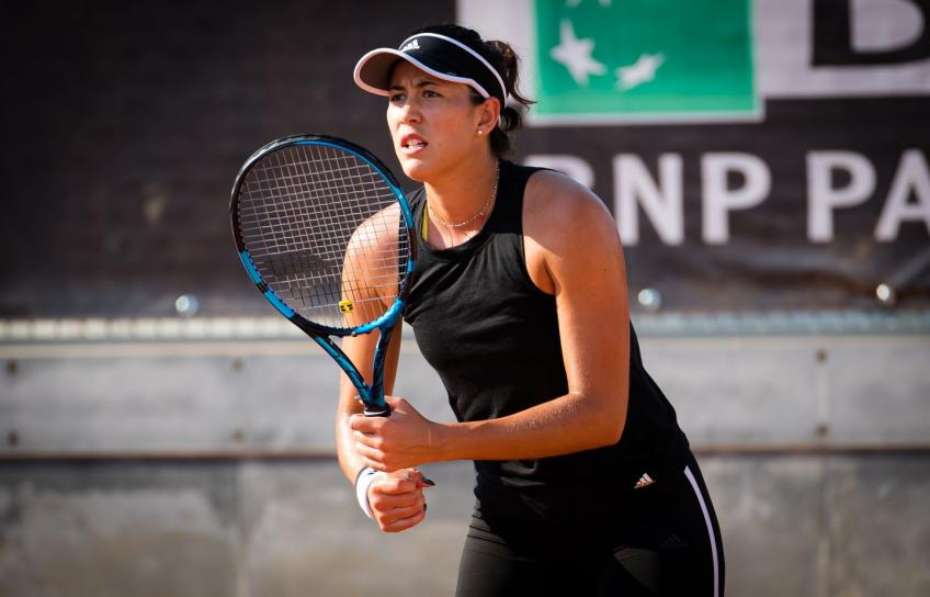 Rome Open: Seeds fall in the 1st hurdle; Garbine Muguruza opens campaign with a bang