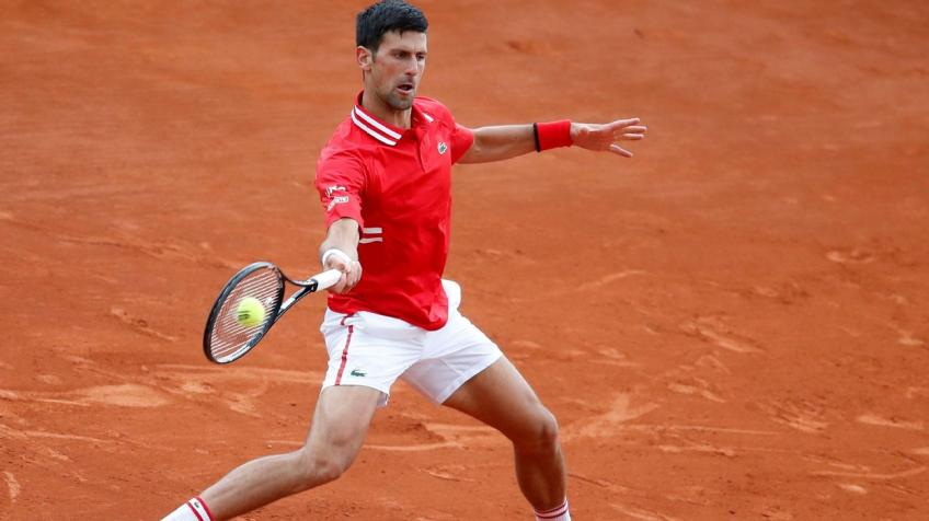 Novak Djokovic wary of Stefanos Tsitsipas threat ahead of Rome clash