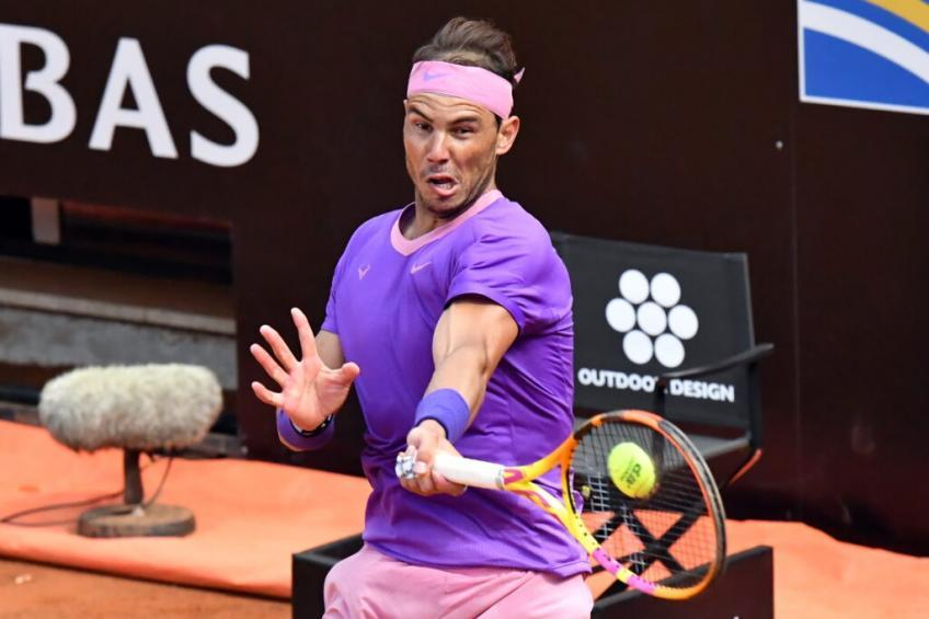 Rafael Nadal: 'I have injuries in different places'