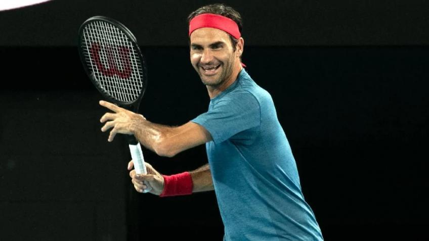 Roger Federer: 'They don't have to call every day to know who...'
