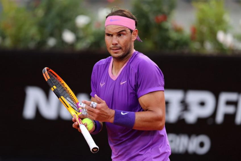 Rafael Nadal: 'It was a positive match, I did many things well'