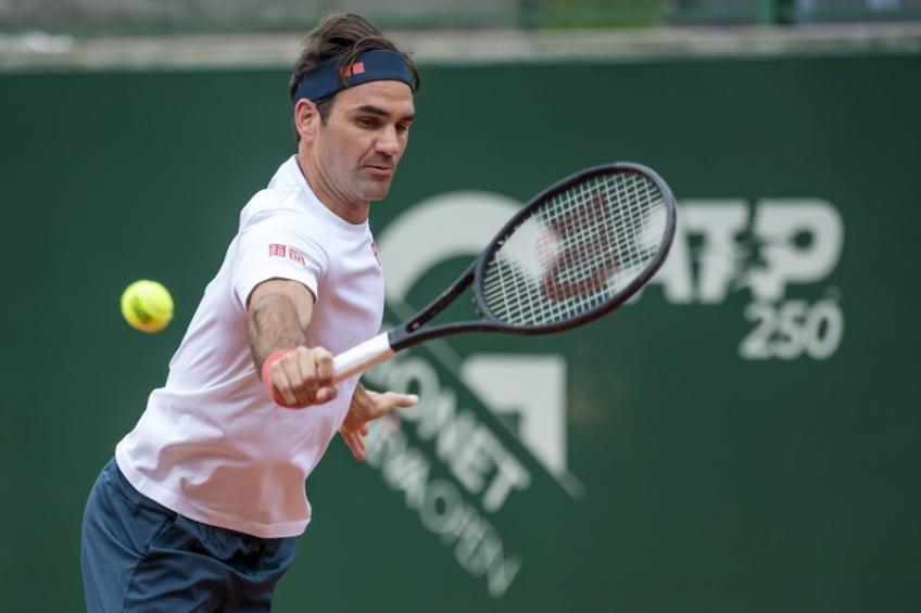 Roger Federer: 'I had fun watching tennis, even if there weren't any huge...'