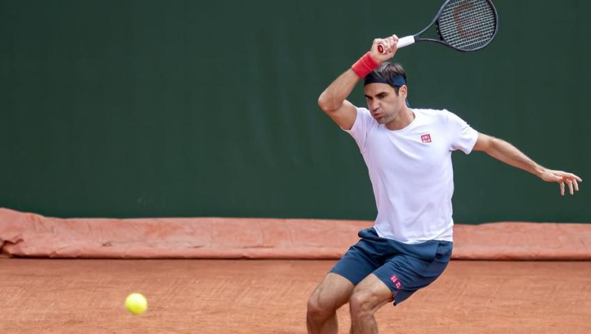 Roger Federer: 'I must first look at the draw, which will necessarily be...'