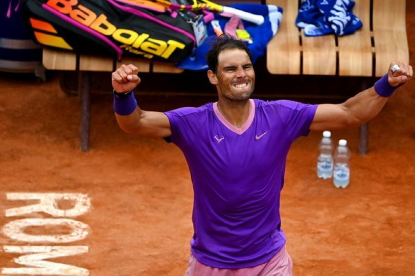 Rafael Nadal: 'You go on court knowing that it's not gonna be...'
