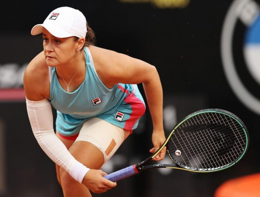 Rome is done for Ashleigh Barty: Will she be able to play at Roland Garros?