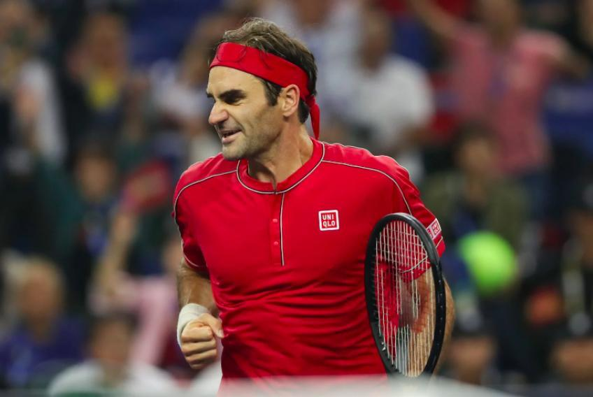 'That will give Roger Federer the rhythm he needs to get on...', says former ace