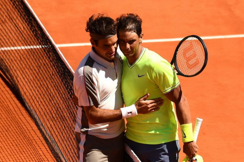 'Rafael Nadal beat me, and I didn't know if I want to play there again,' says Federer