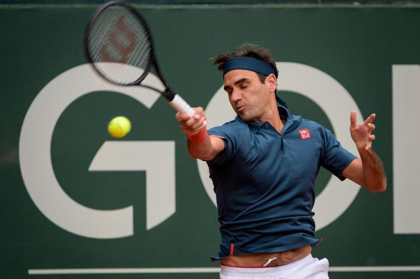 'I really admire Roger Federer, but I had to try...', says ATP star