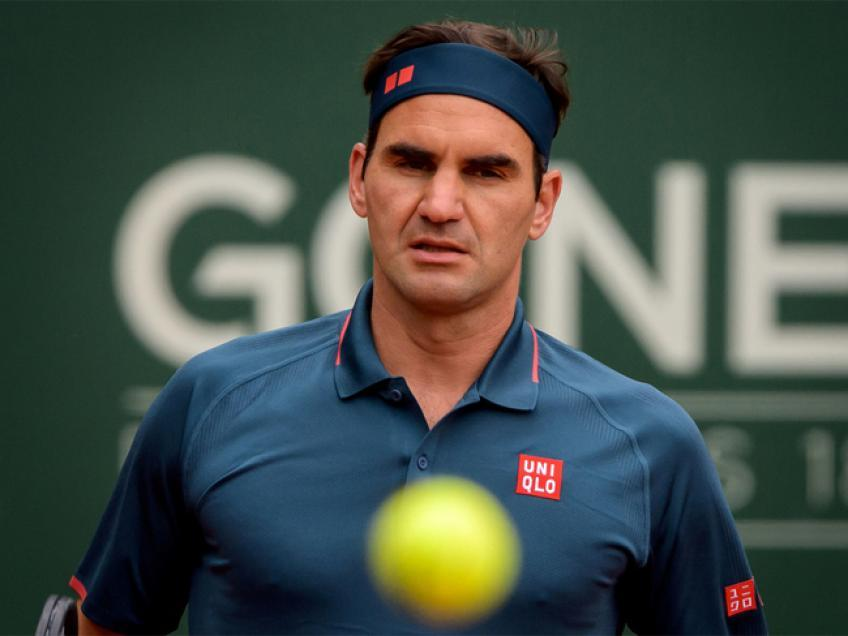 Roger Federer: 'I saw everything against him, but it was finally...'