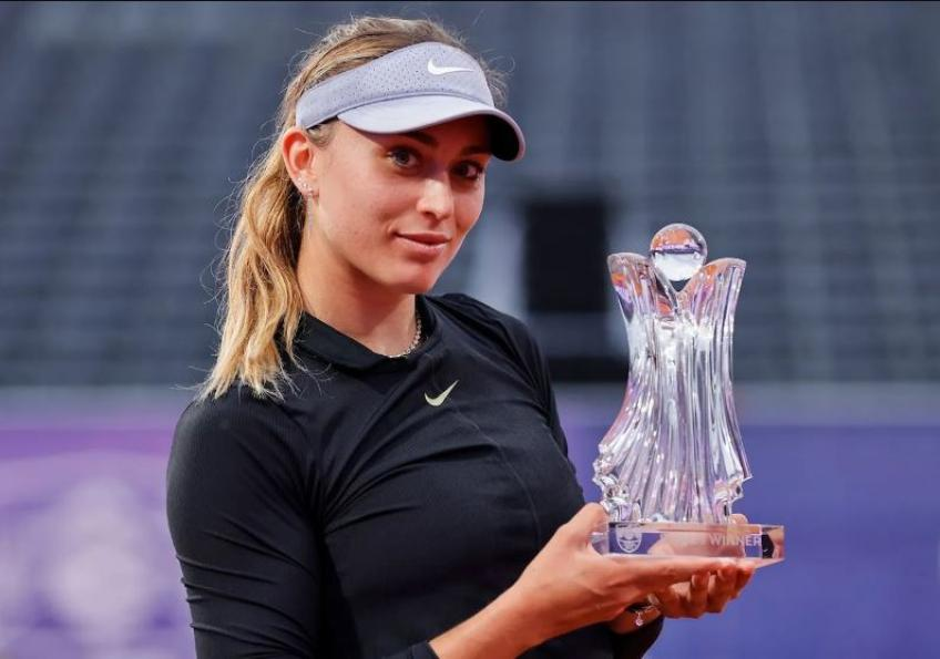 Serbia Ladies Open: Paula Badosa ends her long wait; claims 1st title in Belgrade