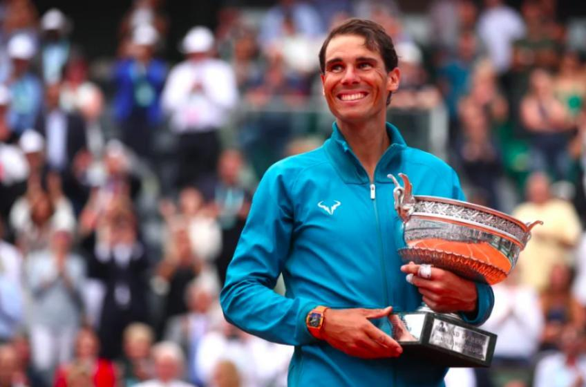 Rafael Nadal: 'Drinking alcohol is not a necessity in that regard'