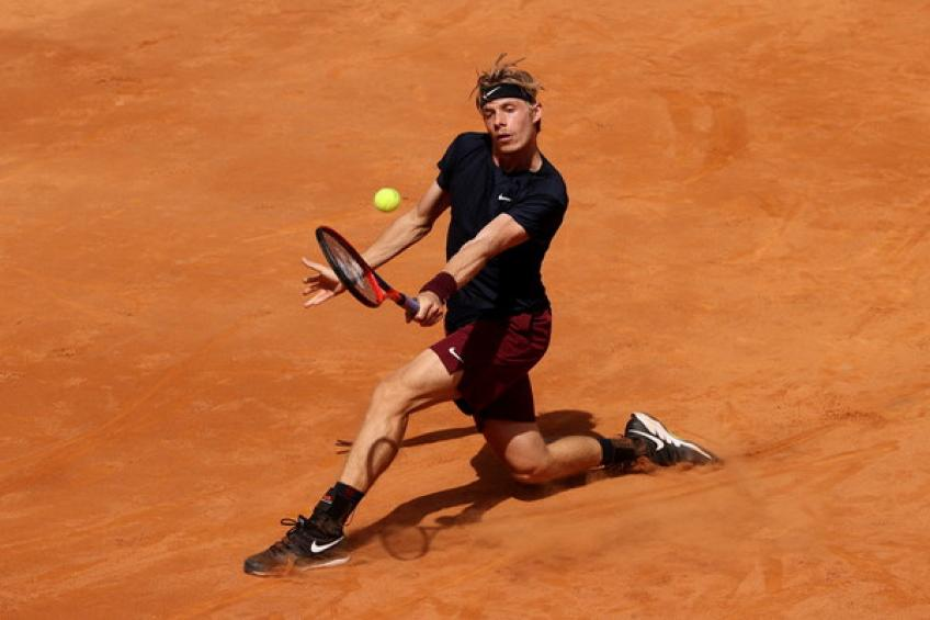 Denis Shapovalov goes from almost beating Rafael Nadal to Roland Garros withdrawal
