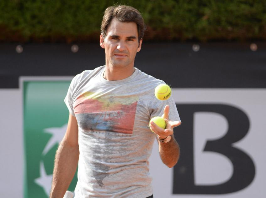 'I'd be surprised if Roger Federer did, the way that he is still able...', says ace