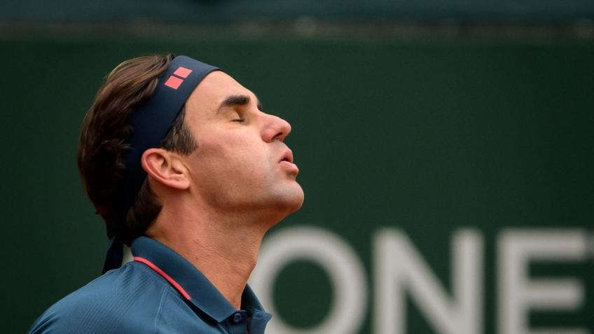 Roger Federer: 'Thankfully, I didn't have to go through all that'