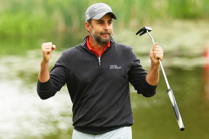"""Richard Bland: """"I have finally got the first win"""""""