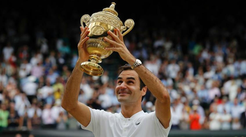 Roger Federer: 'You see this happening very often in sports, where...'