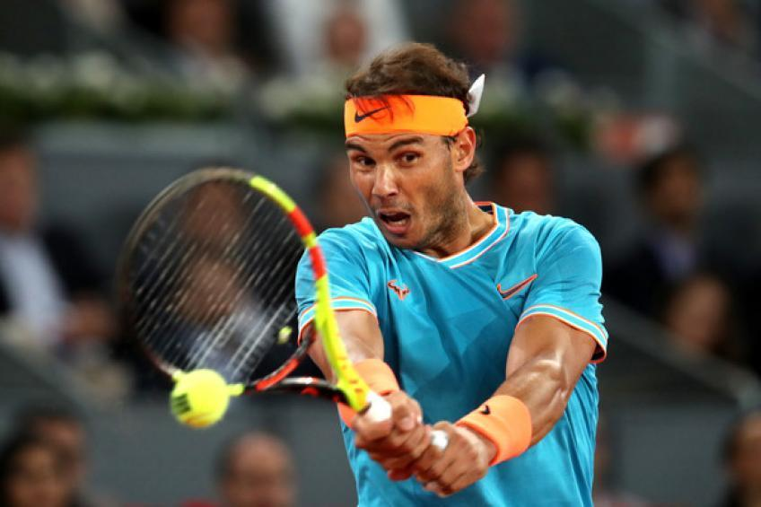 'When I hit the ball to Rafael Nadal, he went...', says top coach