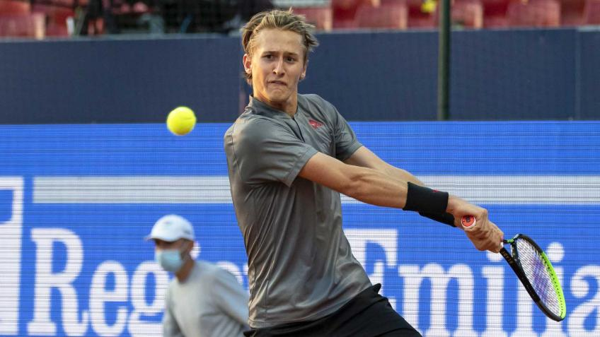 Sebastian Korda 'thrilled' after reaching first clay semifinal in Parma