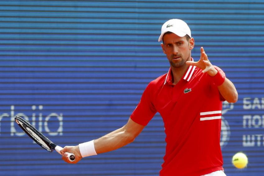 Novak Djokovic: 'Everything worked perfectly for me, the second set was flawless'