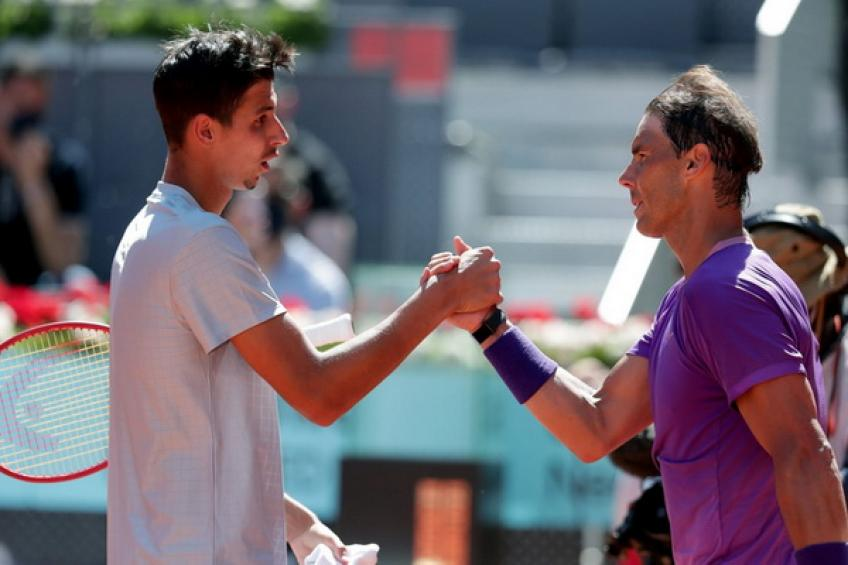 'Rafael Nadal will feel pressure while I have nothing to lose,' says Alexei Popyrin