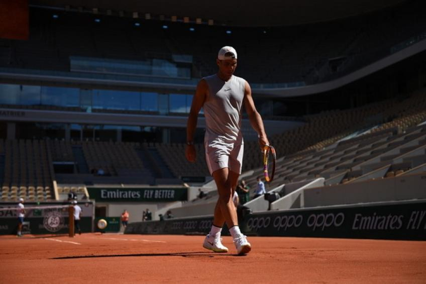Rafael Nadal: 'I respect every rival, it will not be easy to beat Alexei Popyrin'