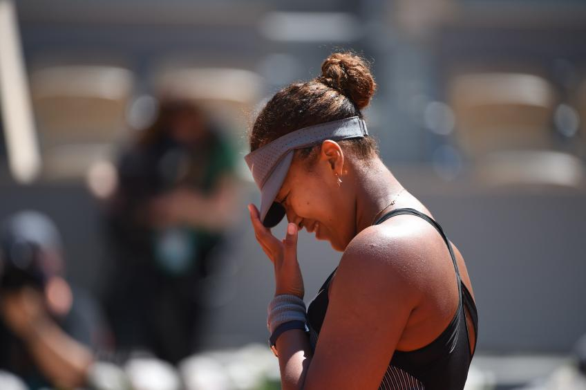 French Open: Naomi Osaka faces stern test; gets past Patricia Maria Tig in 1R