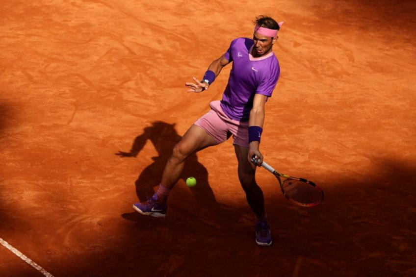 Rafael Nadal writes ultimate history as the only player with 500 matches at..