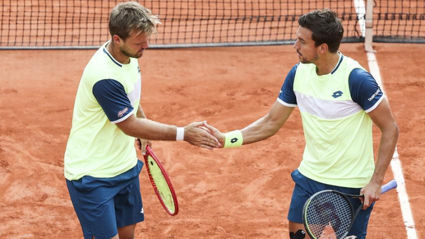 RG doubles champion Kevin Krawietz: Confusing to travel to Paris without Andreas Mies