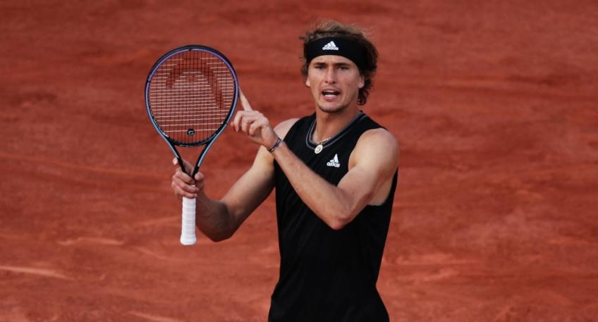 Alexander Zverev shows respect for Roman Safiullin after French Open clash