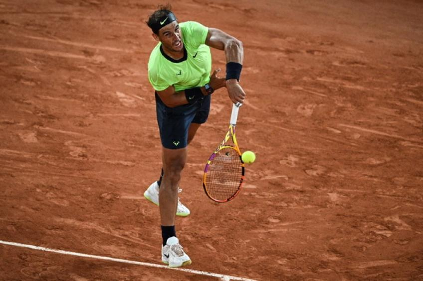 Rafael Nadal: 'The goal is to prolong my career and continue to do...'