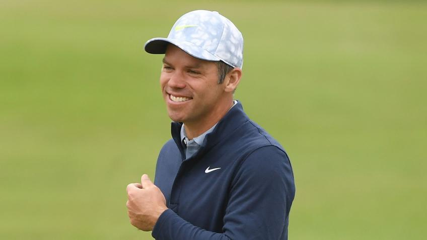 """Paul Casey: """"I had the trophy for a extra year"""""""