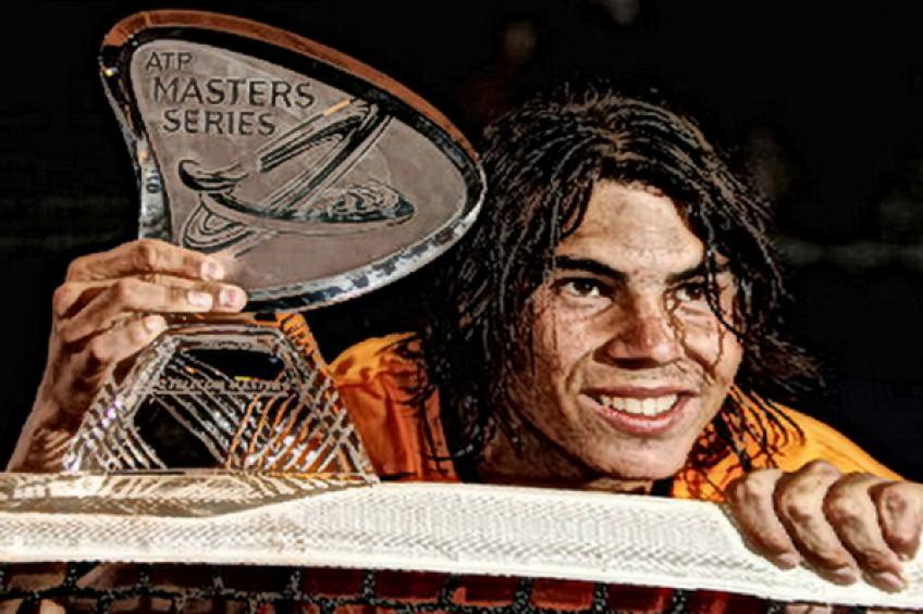 ThrowbackTimes Rome: Rafael Nadal tops Guillermo Coria in epic five-setter final