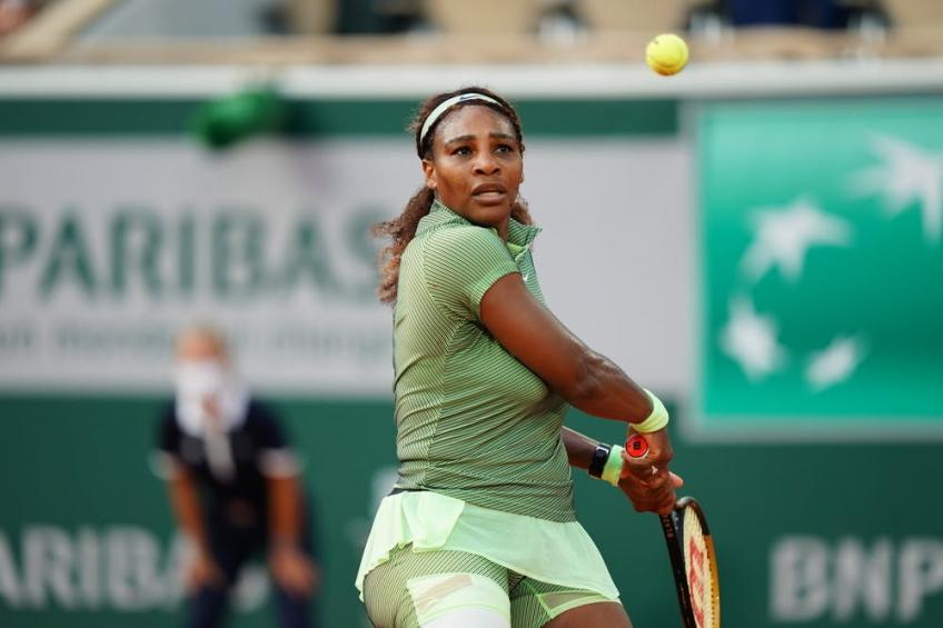 """Serena Williams: """"So far my clay-season is stingy with satisfactions, but ..."""""""