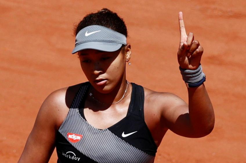 French Open boss Guy Forget: Naomi Osaka has refused to talk to anyine
